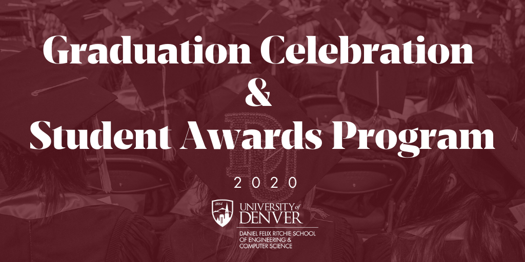 Graduation Celebration & Student Awards Program 2020