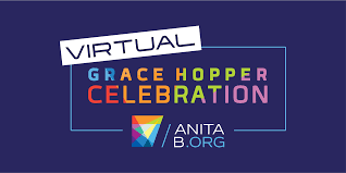 Virtual Grace Hopper infographic